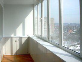 Остекление балконов и лоджий с выносом от завода статус.